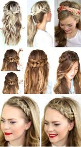 hairstyles for long hair cocktail party easy party hairstyles best hairstyles for summer braided ponytail