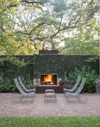 Char Broil Outdoor Patio Fireplace by Historic Layered With Mid Century Modern Landscape Design