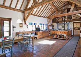 barn conversions property abroad future plans pinterest barn open plan and