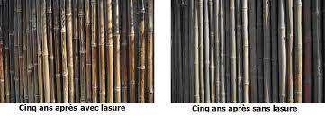 tonnelle en bambou entretien des canisses et palissades bambou