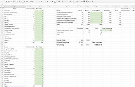 Time Study Spreadsheet Context Switch In My Coding Interview Study Plan