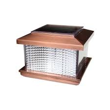solar deck lighting outdoor lighting the home depot