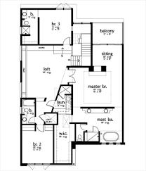 Modern Loft Style House Plans by Modern Style House Plan 3 Beds 4 00 Baths 3641 Sq Ft Plan 449 9