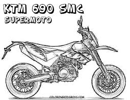 bike coloring page getcoloringpages com