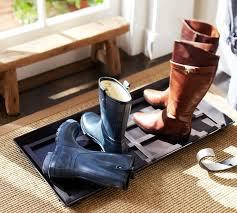 Barn Shoes Blacksmith Boot Tray Pottery Barn
