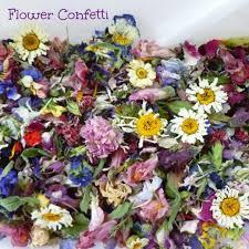 Real Flower Petal Confetti - flower petal confetti dried flowers wedding decorations flower