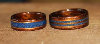 touch wood rings wear the warmth of wood hawaiian wood rings