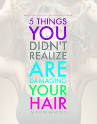 www hairsnips com old 5 things you don t realize are damaging your hair