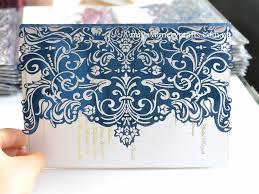 Royal Blue Wedding Invitations Royal Blue And White Wedding Decor Hindu Wedding Cards Hindu