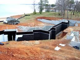 residential new construction basement moisture loc
