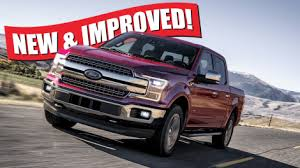 ford f1 50 truck here s how the 2018 ford f 150 s engines feel