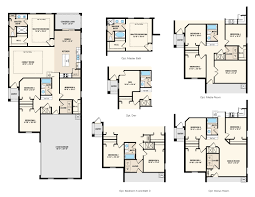 Garden Floor Plan by Dearborn Floor Plan At Hamlin Overlook In Winter Garden Fl
