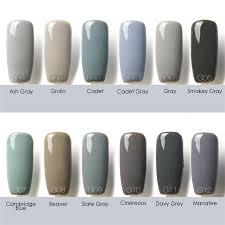 aliexpress com buy focallure 12 win grey uv nail polish uv gel