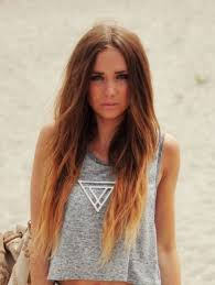 long ombre hairstyle popular long hairstyle idea