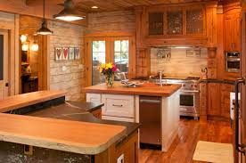 hybrid kitchen timber frame hybrid home on waupaca chain o lakes miner lake