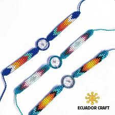 craft bracelet images Dream catchers bracelets ecuador craft jpg