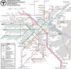 Boston Crime Map by Mbta U003e About The Mbta