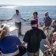 scattering ashes at sea burial at sea los angeles newport point
