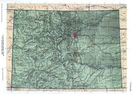 Maps Of Colorado Colorado Mapfree Maps Of Us