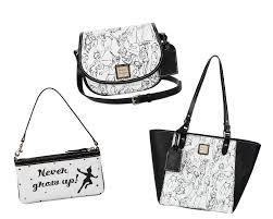 new dooney u0026 bourke peter pan and mickey ears handbag styles
