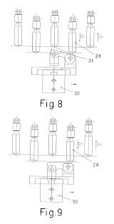 patent us6397642 automatic device for the selection of needles