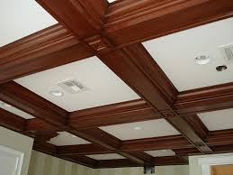 Coffered Ceiling Lighting by Home Design Coffered Ceiling Lighting Landscape Designers Garage