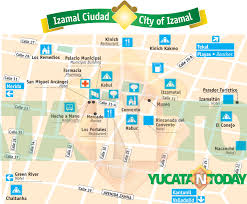 Map Of Cancun Mexico by Things To Do In Izamal Yucatan Peninsula To Travel Too