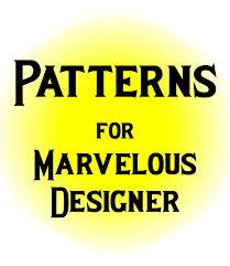 Program For Designing Clothes Marvelous Designer Doesn U0027t Create Real World Patterns U2013 Fearless