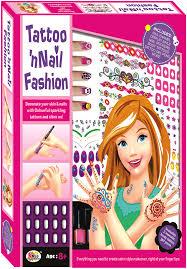 ekta tattoo n nail fashion kit 8 years plus online india buy art
