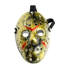 Halloween Costumes Jason Voorhees Aliexpress Buy Halloween Cosplay Costume Porous Mask Jason