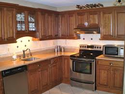 Kitchen Cabinets Granite Countertops by Beautiful Oak Cabinets Love The Trim Along The Bottom The
