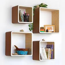 wall shelves ideas creative idea ultra modern black wall shelves design above brown