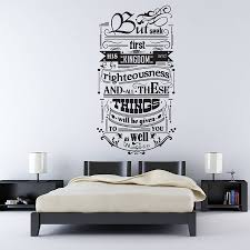 Bedroom Wall Stickers Sayings Online Get Cheap Wall Decals Quotes For Office Aliexpress Com