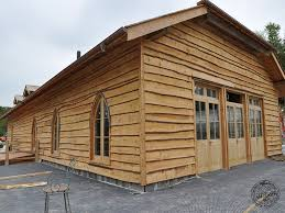 weatherboarding external timber cladding