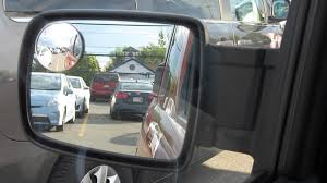 jeep wrangler blind spot mirror demo of side view blind spot mirrors in hd