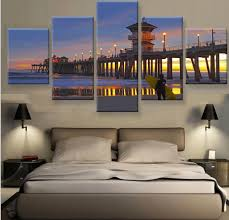 Cheap Beach Decor For Home Online Get Cheap Huntington Beach Art Aliexpress Com Alibaba Group