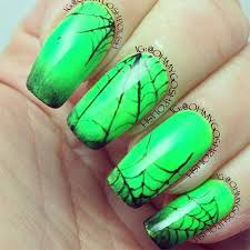 20 stand out neon green nails nail design ideaz