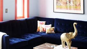 beautiful living rooms blue velour sofa home design ideas and