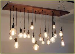 Exposed Bulb Chandelier Chandelier Extraordinary Bulb Chandelier Ideas Astounding Bulb