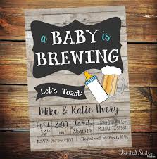 a baby is brewing a baby is brewing invitation baby shower invitation