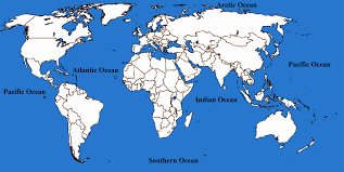 Southern Ocean Map Our Water Planet U2013