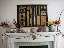 makin projiks the autumn thanksgiving mantle