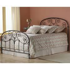 hillsdale jacqueline metal bed hayneedle