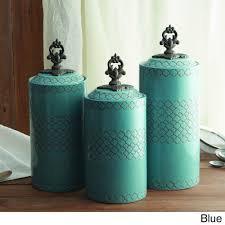 kitchen storage canisters sets kitchen storage canisters set of 3 by american atelier