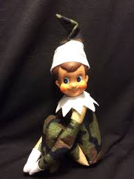on the shelf doll on the shelf new camo plush doll 10 doll