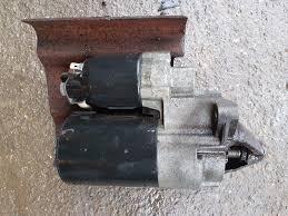 renault clio sport 172 182 01 05 starter motor u0026 heatshield