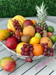bowl of fruits jackie u0027s healthy habit no 5 u2013 keep a vibrant fruit bowl on your