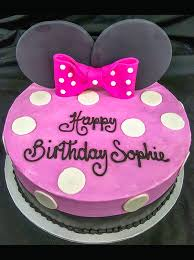 minnie mouse birthday cakes kids cake designer delights