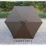 amazon com cantilever umbrellas umbrellas u0026 shade patio
