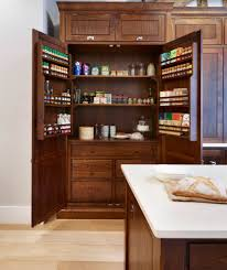 unfinished kitchen spice with recessed panel cabinets kitchen